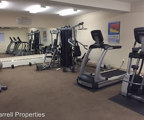 Fitness Weight Room, 25 Bacon Street