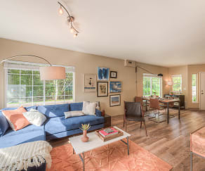 Living Room, Carroll's Creek Landing