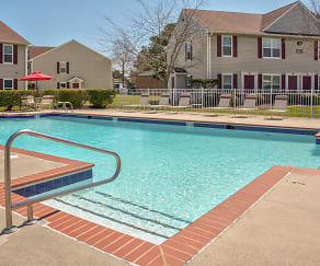 Pool, Ocean Gate Apartments