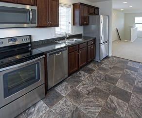 Kitchen, Penn Grant Commons