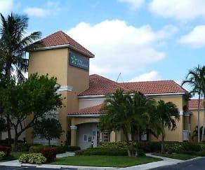 Building, Furnished Studio - Boca Raton - Commerce