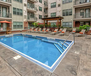 Pool, Montclair Residences