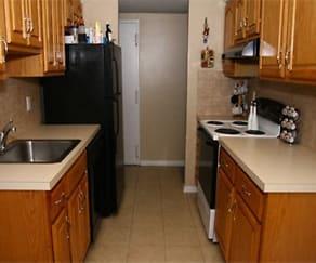 Kitchen, North Hills Apartments, LLC