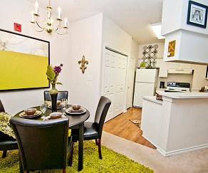 Dining Room, Spring Brook Apartment Homes