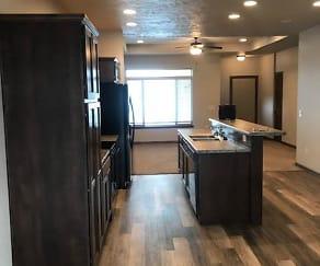 Kitchen, Bison Trail Twin Homes