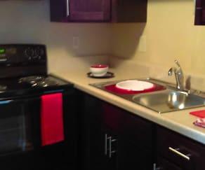 Kitchen, Huntley Ridge Clarksville
