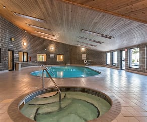 Indoor Pool and Jacuzzi, Yorktown Estates