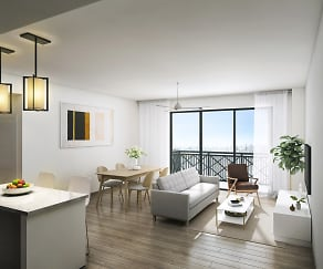 The Residences at Thesis, Coral Gables, FL