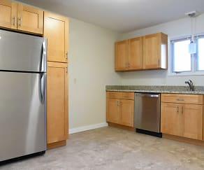 Kitchen, The Pomeroy