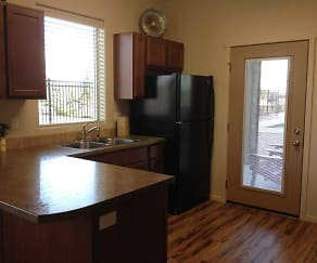 Kitchen, Fairway Meadows