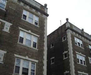 Building, Clifton Lake Apartments