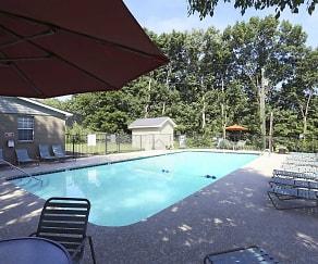 Pool, Crossings at Madison