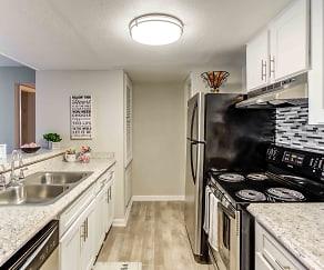 Kitchen, Hanley Place