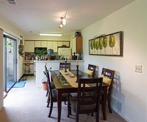 Dining Room, Fairway Villas