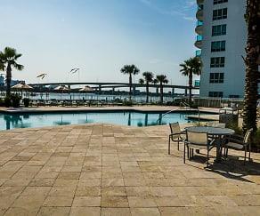 Pool, 241 Riverside Drive Unit 1605