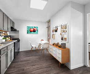 Kitchen, Horizon Square