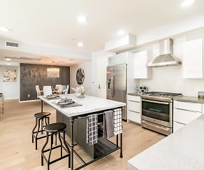 Kitchen, Windsor Square Villas
