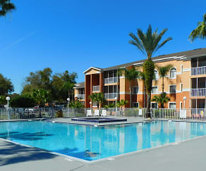 Pool, The Landings At Cypress Meadows