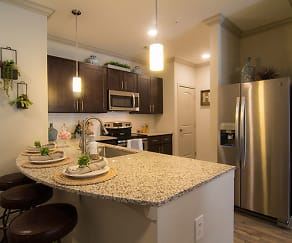 Kitchen, Caliber at Hyland