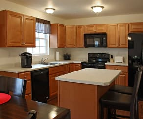 Kitchen, Weavertown Place