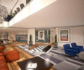 Recreation Area, The Press Apartments