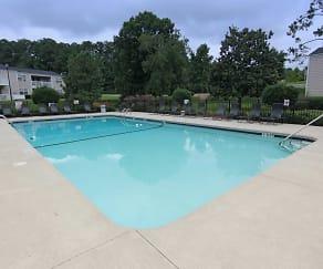 Pool, Casa del Sol