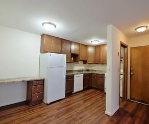 Kitchen, Colfax Terrace Apartments