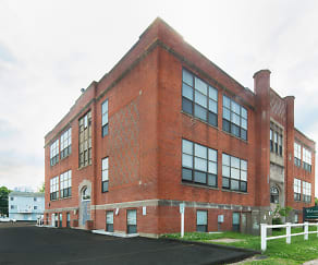Foundry Apartments, Our Lady Of Victory School, West Haven, CT