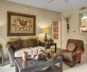 Living Room, The Retreat At Speedway