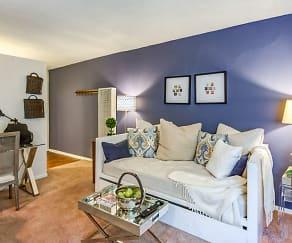 Living Room, Villa Vicente