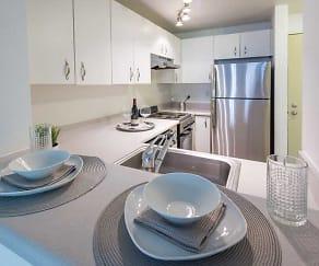 Kitchen, Metropolitan Park