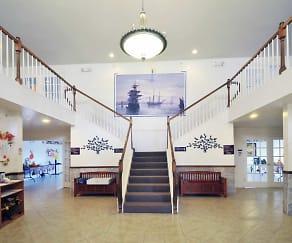 Leasing Office, Joslen Commons