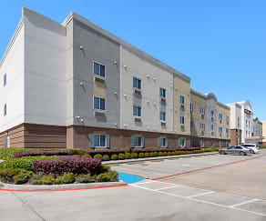 Building, Furnished Studio - Houston - IAH Airport