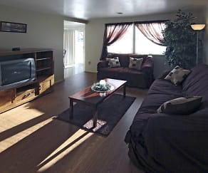 Living Room, Woodcliff Community