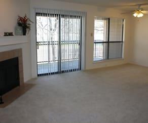 Living Room, Timberline Condominiums