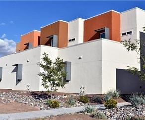 Building, Paseo Del Oro