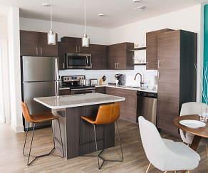 Kitchen, Niido Orlando