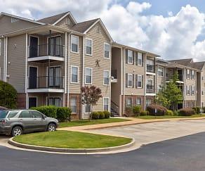 Building, Park Residences Bienville Apartments