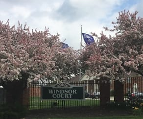 Community Signage, Windsor Court