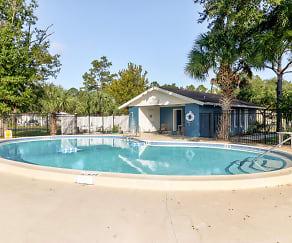 Pool, Paradise Village