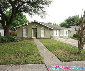 10815 Sageleaf Ln, Thompson Intermediate School, Houston, TX