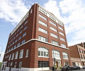 The Landings At River Market Apartments Kansas City Mo