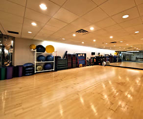 Fitness Weight Room, address not disclosed