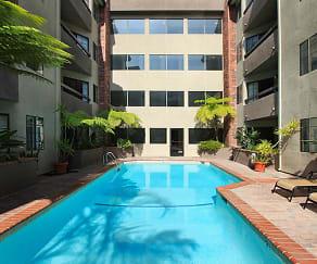 Pool, Savoy West