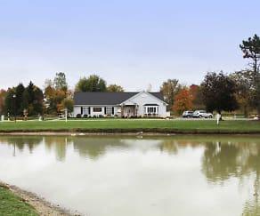 Leasing Office, Lake Park Village