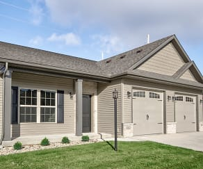 Building, White Oak Villas