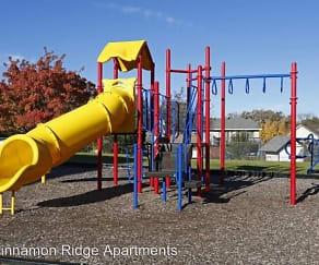 Playground, Cinnamon Ridge Apartments