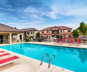 Pool, The Resort At Sandia Village