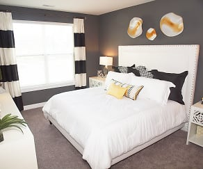 Bedroom, Allure
