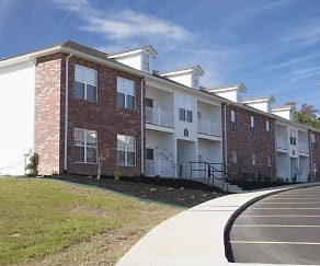 Building, Forrest Hills Apartments